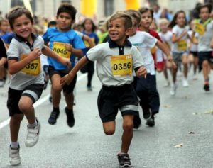 Corredores Palma Kids Run