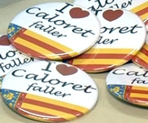 Chapas I love caloret faller