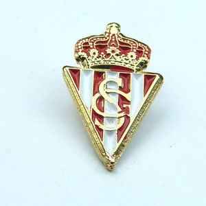 Pin del Sporting de Gijón