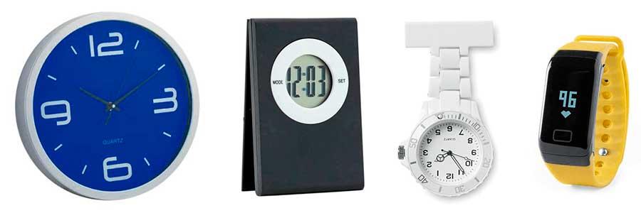relojes personalizados para medicos