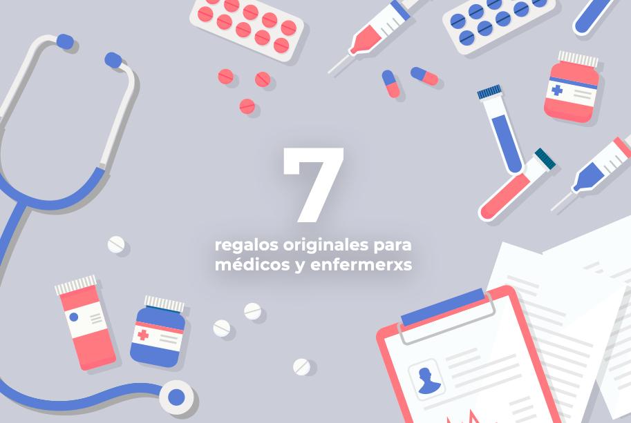 7 regalos originales para médicos