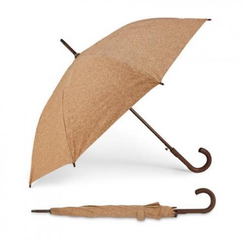 paraguas de corcho