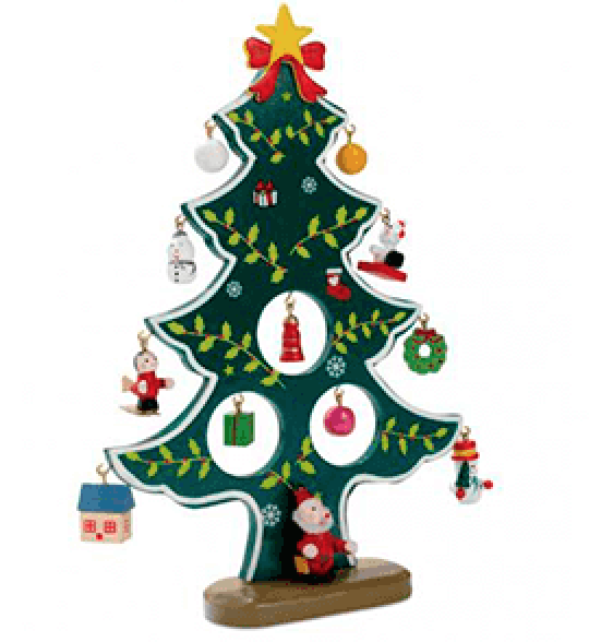 árbol navideño pequeño