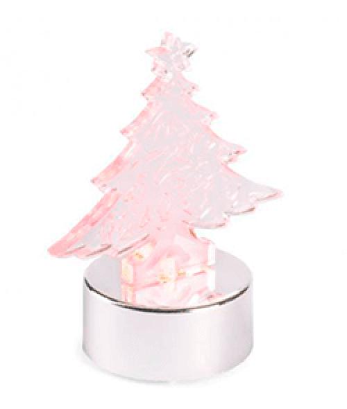 figura luminosa árbol de Navidad