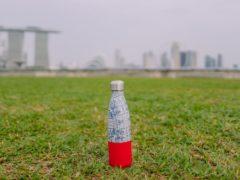 Botella personalizada y sostenible para empleados y clientes
